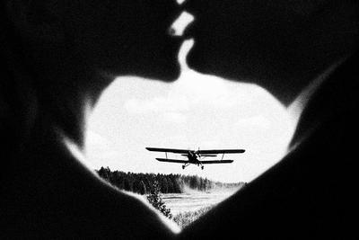 Воздушный поцелуй Самолет, поцелуй,
