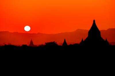 Старый Баган bagan burma myanmar