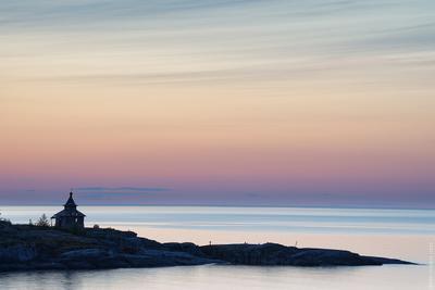 *** карелия ладога церковь остров озеро пейзаж