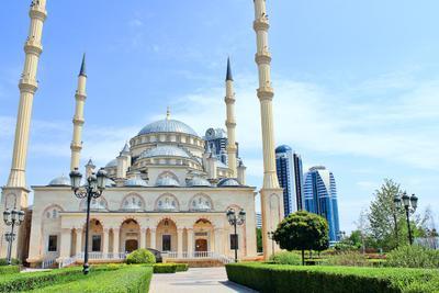 Грозненская мечеть