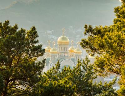 Храм в Кисловодске