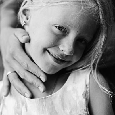 Настя дети люди эмоции портрет