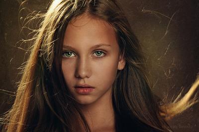 *** девочка, подросток, тувиста, фото,волосы