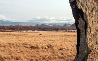На стыке времён Хакасия горы Сундуки Первый Сундук могильник история гора Онло mamanna2007