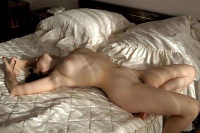 Приятно утром на лежанке...