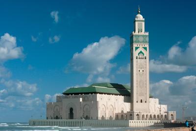 Мечеть Хасана 2. Касабланка