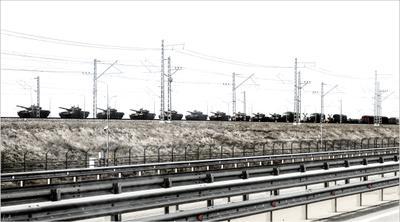 *В Крым. Скоро курортный сезон* фотография путешествия Крымский мост Крым март весна Фото.Сайт Светлана Мамакина Lihgra Adventure