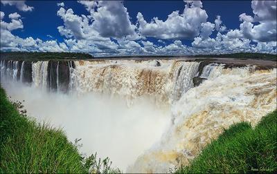 не плачь по мне Аргентина.. аргентина водопад игуасу латинская америка путешествие