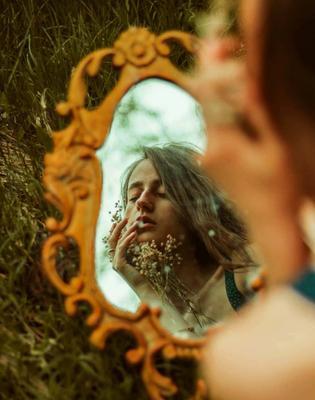 Свет мой, зеркальце! скажи...