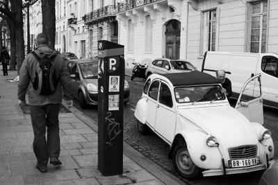 Припарковать гадкого утенка