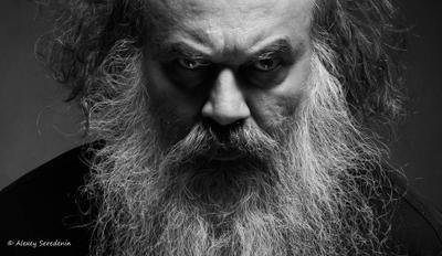 Мужской портрет. портрет мужчина борода лицо крупный план