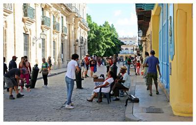 Merceria La Muñequita Azul cuba la habana vieja libre isla bonita