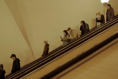 *** уличная фотография санкт-петербург метро