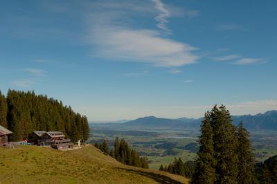 Баварский ландшафт