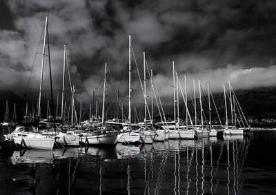 Порт в Баре