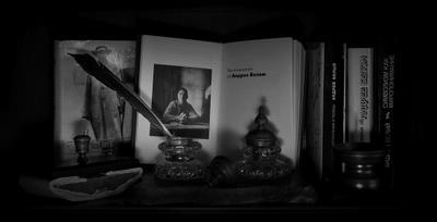 «Книга – распятый ради нас в косный хаос материи светлый Архангел»   Андрей Белый