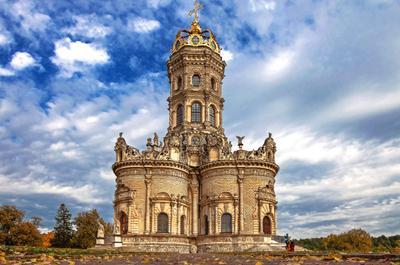Знаменская церковь . Подольск - Дубровицы Знаменская церковь Подольск Дубровицы