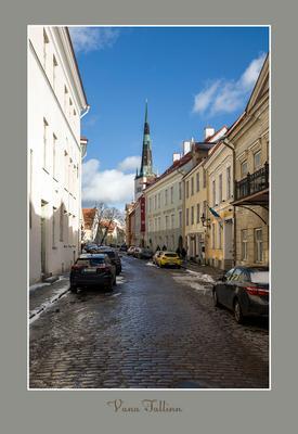 Vana Tallinn...16 Таллин