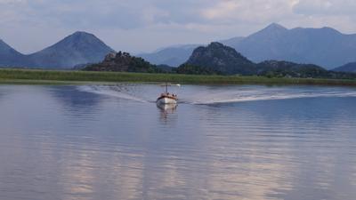 Скадарское озеро , Черногория