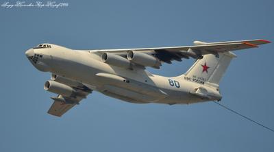 Ил-78М самолёт