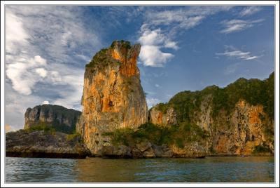 *** Ao  Nang   Тайланд  Краби  море горы
