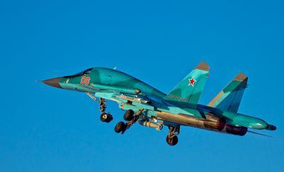 вверх! Су-34