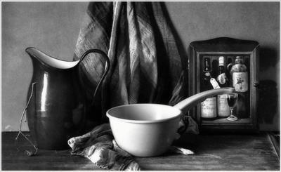 ....... Черно белая жизнь предметов ...... предметы свет идея гармония композиция