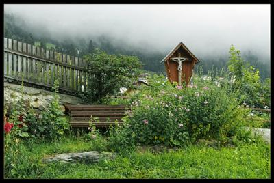 Альпийский уголок Тироль