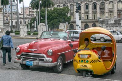 Такси Куба