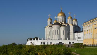 Владимир Успенский собор 1158-1160 Владимир Успенский собор 1158-1160