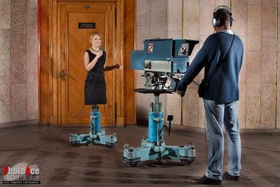 Первая профессия роботов телевидение робот передача профессия