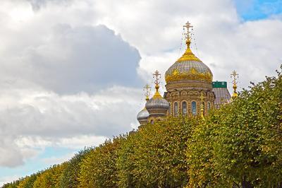 *** Церковь Успения Пресвятой Богородицы Санкт-Петербург