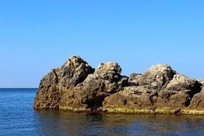 Каменные медведи Тарханкута крым тарханкут скала море
