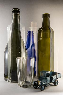 Жизнь бутылок 2*** Бутылка