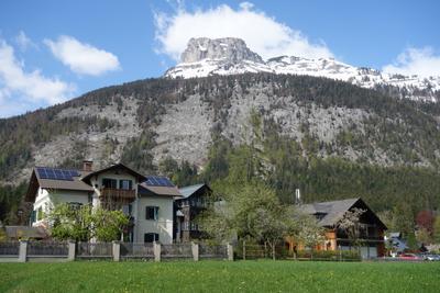 Озеро Альтаусзее. Верхняя Австрия Озеро Альтаусзее Верхняя Австрия