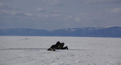 О том, как Паша Бочкарёв и пёс льды Байкала слушали