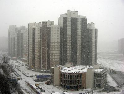 Снег идет Вот и наступила зима