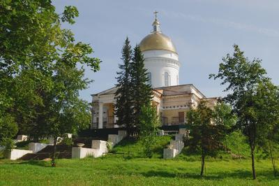 *** собор церковь боровичи