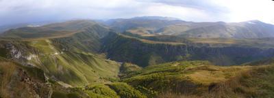 Выше гор пейзаж