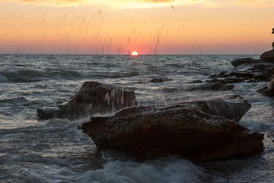 Крымский закат закат