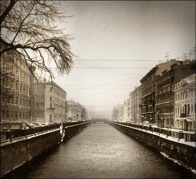 Канал Грибоедова Питер