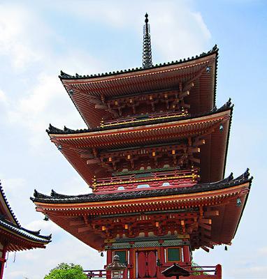 Kyoto. Фрагмент. Захотелось рассмотреть детали конструкции