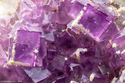 *** минералы флюорит кристаллы
