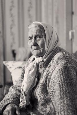 С высоты прожитых лет Бабушка