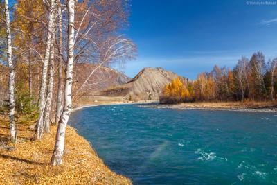 р.Чуя Горный_Алтай горы пейзаж природа beautiful Алтай landschaften Travel