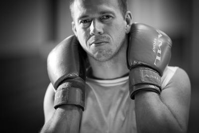 Бойцовский клуб_02 портрет,бокс,спорт