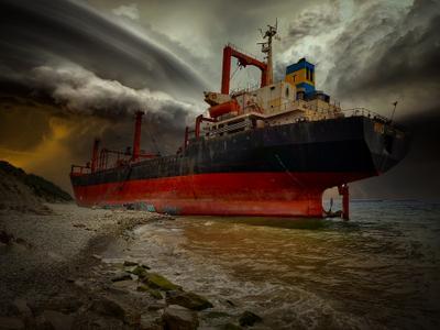 После шторма Краснодар Кубань Россия природа город