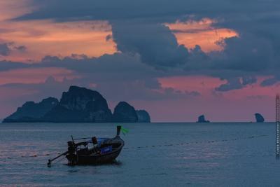 ~~~Вечер в Заливе Принцессы~~~ Ao_Nang Krabi Thailand Ао_Нанг Таиланд vakomin