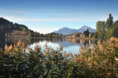 ***Тоблино*** озеро италия тироль