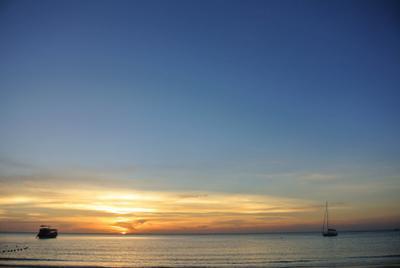 Закат на острове Самет тайланд остров самет закат сиамский залив солнце небо пляж
